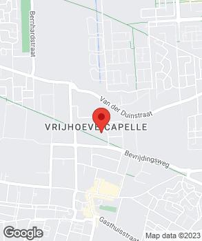 Locatie Jos Dekkers Autobanden B.V. op kaart