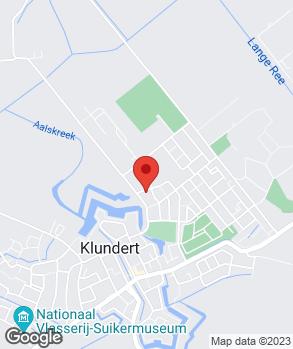 Locatie Automobielbedrijf Kees Vermeulen B.V. op kaart