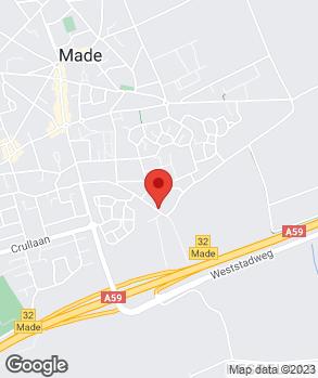 Locatie Autobedrijf Tromp B.V. | Vakgarage Tromp op kaart