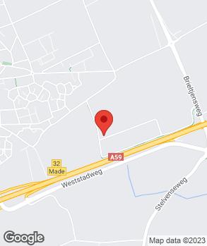 Locatie Biggelaar Motors B.V. op kaart