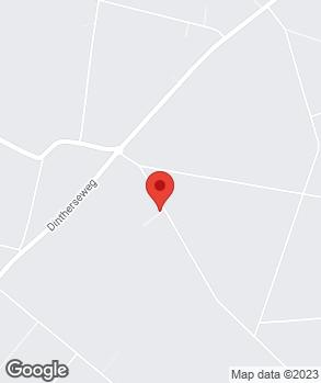 Locatie Autobedrijf v.d. Hurk op kaart