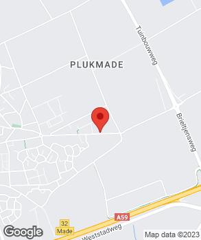 Locatie Autobedrijf Leeman op kaart