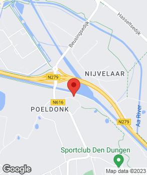 Locatie Vakgarage Foolen | Foolen Auto's | Autogas Systemen Foolen A.S.F. op kaart