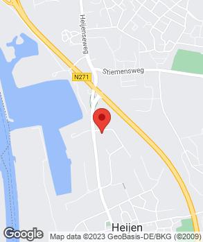 Locatie Autobedrijf Velthuis B.V. op kaart
