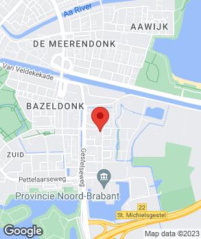 Locatie Handelsonderneming P. Fukkink op kaart