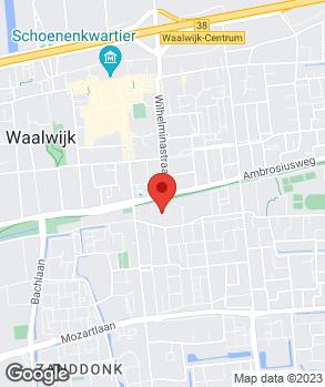 Locatie Autobedrijf H. van Esch op kaart