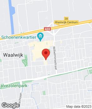 Locatie Van Oers op kaart