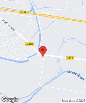 Locatie Autobedrijf De Witte Stee op kaart