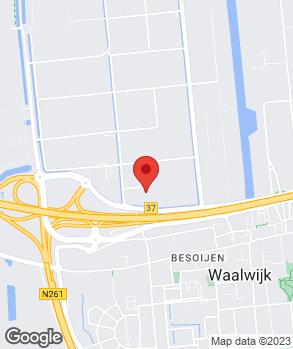 Locatie Schadecentrum Dongen V.O.F. op kaart