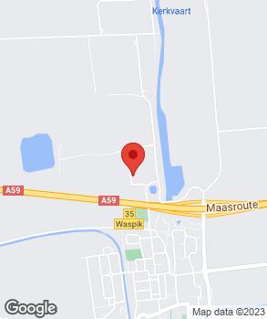 Locatie Automobielbedrijf Rene de Graaf op kaart