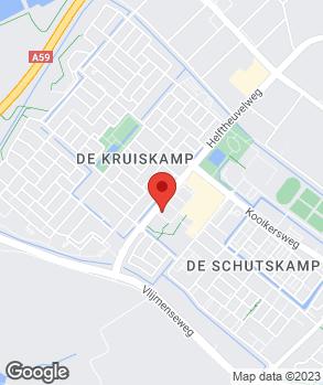 Locatie Van Abeelen onafhankelijke APK Den Bosch op kaart