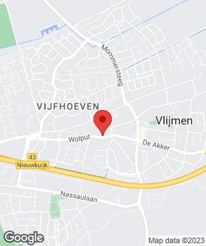 Locatie Autohuis van Helvoort op kaart