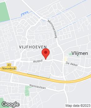 Locatie Automobielbedrijf Schoonen op kaart