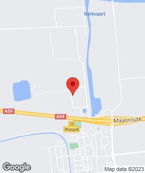 Locatie AD autobedrijf van der Vleuten B.V. op kaart
