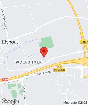 Locatie ABO APK Autoservice BV. op kaart