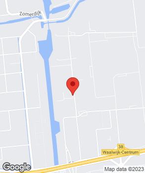 Locatie Autobedrijf Klerx op kaart