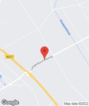 Locatie Autobedrijf Van Dongen B.V. op kaart
