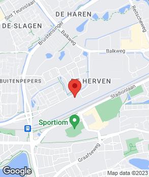 Locatie Autobedrijf Nieuwkoop B.V. op kaart
