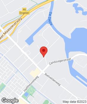 Locatie Autobedrijf Jos van Dartel V.O.F. op kaart
