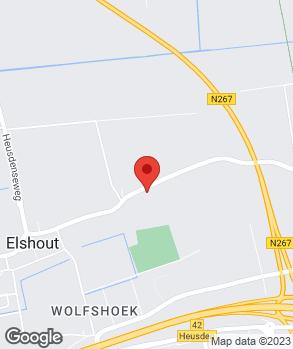 Locatie Autohandel P. Knippels op kaart