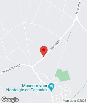 Locatie Autobedrijf Walter Hendriks op kaart