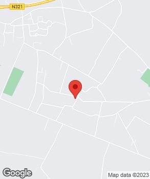 Locatie Jan van de Wiel op kaart