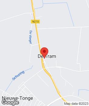 Locatie Karels Autoservice | Olov | Auto Mondo Nieuwe Tonge op kaart