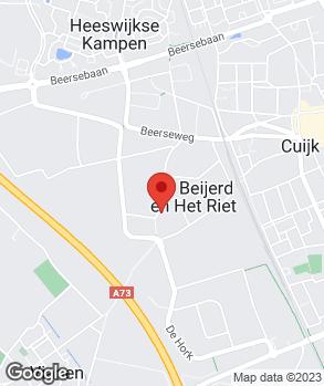 Locatie Autobedrijf Manten op kaart