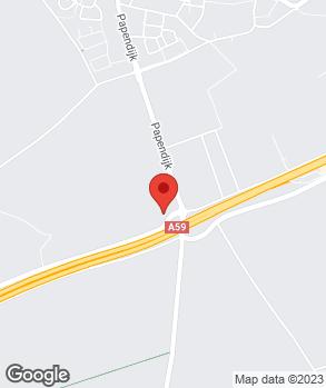 Locatie P. van den Hanenberg Sint Oedenrode B.V. op kaart
