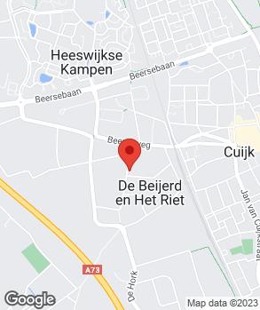 Locatie Autobedrijf Cor Beelen op kaart