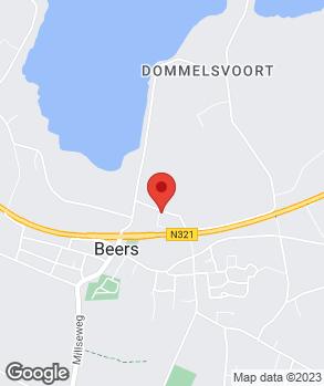Locatie Autobedrijf W. Hendriks op kaart