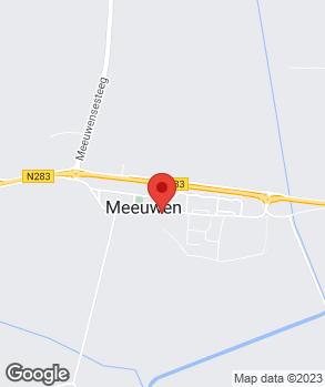Locatie Autobedrijf Bouman op kaart