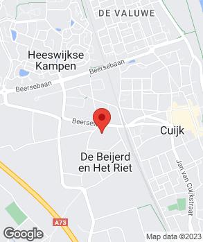 Locatie Cuijkse Autoservice B.V. op kaart
