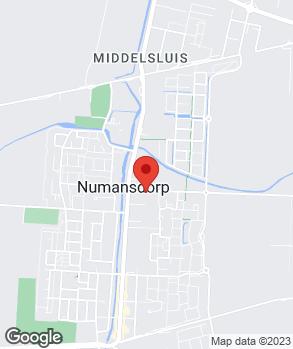Locatie Autobedrijf G. Spierings op kaart