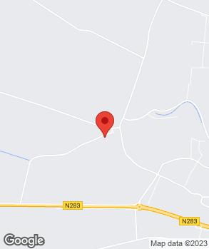 Locatie De Rooij Auto's Dussen V.O.F. op kaart