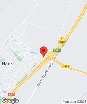 Locatie Autobedrijf Bakkers op kaart