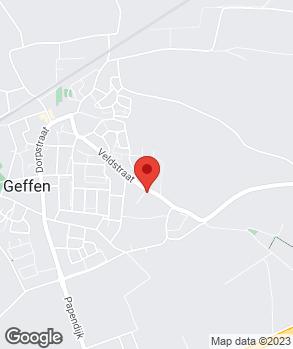 Locatie Garage Dortmans op kaart