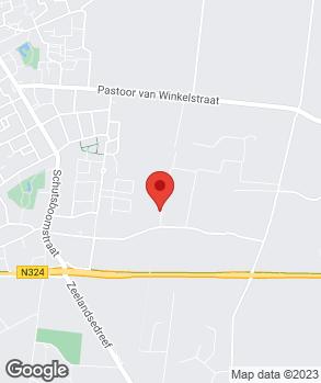 Locatie Autobedrijf Hevank V.O.F. op kaart