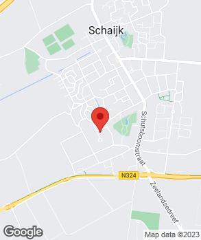 Locatie Pashouwers Handelsonderneming op kaart