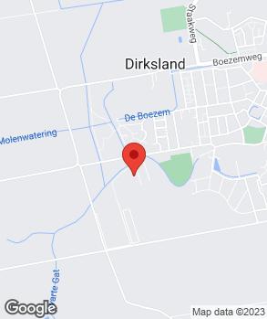 Locatie Auto Bakker op kaart
