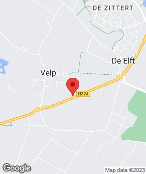Locatie Brabant Motors Grave op kaart