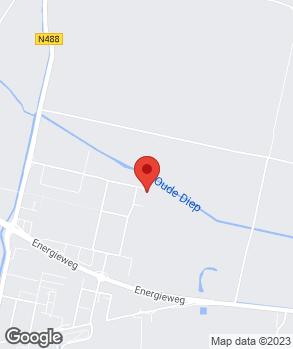 Locatie Occasion Center Numansdorp op kaart