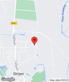 Locatie Autobedrijf W. Kruythof B.V. op kaart