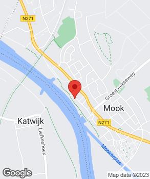 Locatie Auto-Hulpdienst Nijmegen en omstreken B.V. op kaart