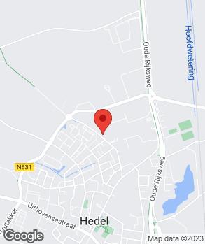 Locatie Autobedrijf DB-Sportscars op kaart