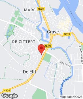 Locatie CarXpert van Keijsteren op kaart