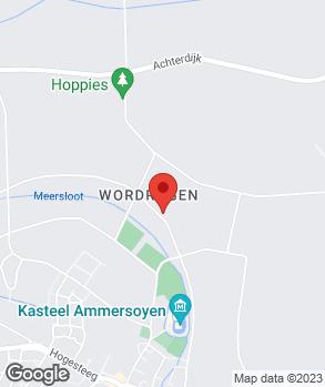 Locatie Automobielbedrijf A. Fliervoet op kaart