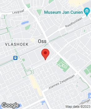 Locatie Van Pinxteren Auto's B.V. op kaart