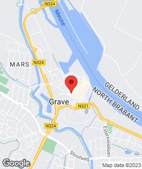 Locatie V.O.F. Garage Smits op kaart