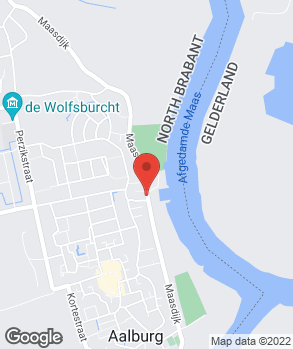 Locatie Autobedrijf W. Bouman op kaart